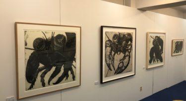松岡恵子 版画作品展—目の中の世界—