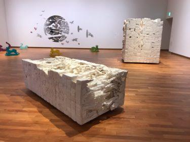 愛知県美術館 コロナ禍支援で購入した若手美術家の作品の第2弾 1月15日から公開